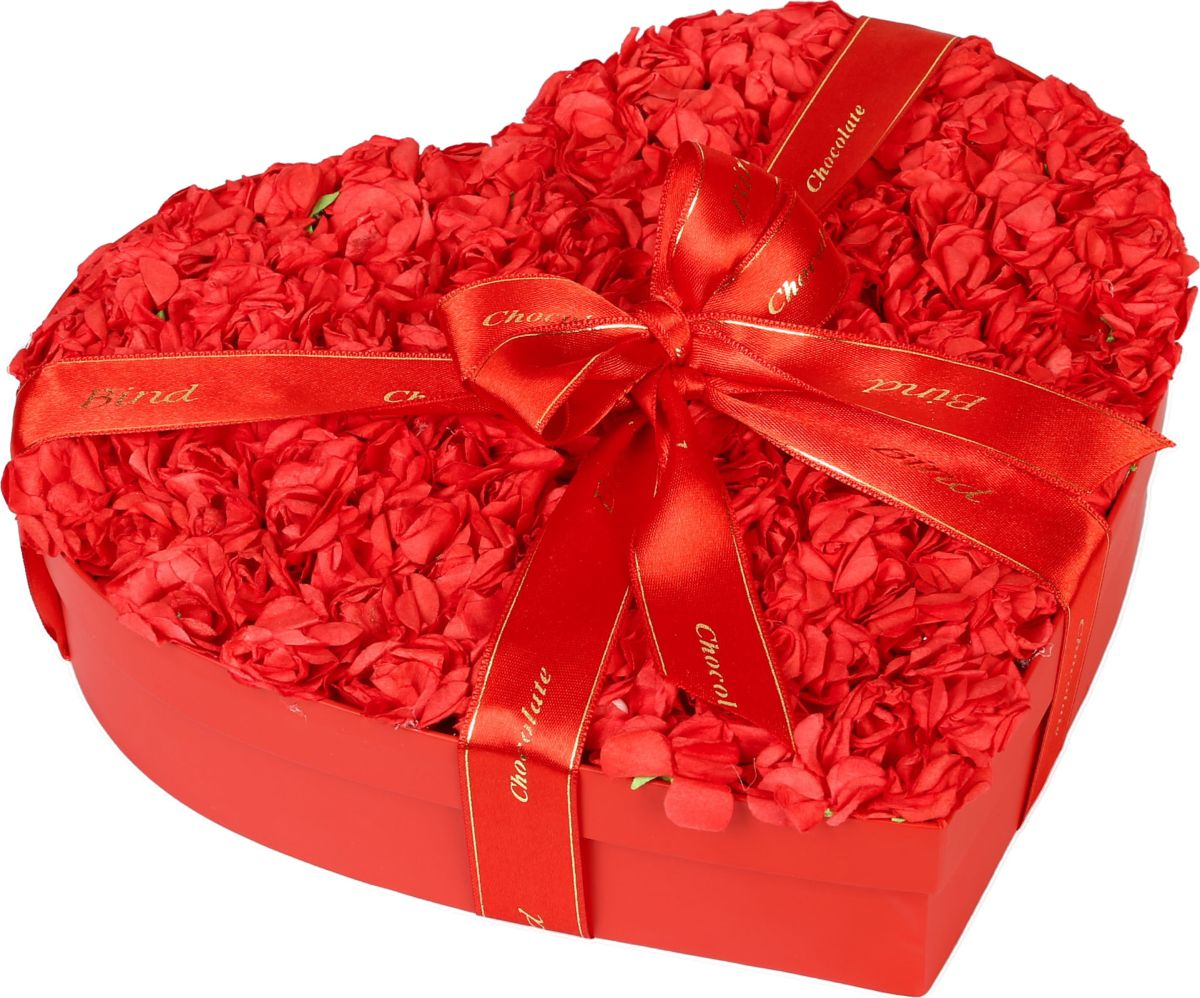 Bind Сердце набор шоколадных конфет, 225 г рязанские просторы клетчатка топинамбура 200 г