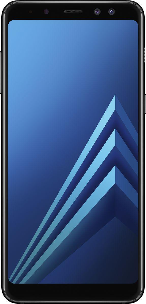 Samsung Galaxy A8 (SM-A530F), BlackSM-A530FZKDSERGalaxy A8 расширяет границы увиденного. Большой и красочный безграничный экран занимает всю переднюю поверхность смартфона от края до края.Что бы ты ни предпочитал — классику или современность — среди цветов корпуса Galaxy A8 обязательно найдется тот, что тебе подойдет. А благодаря гладким скругленным краям этот эргономичный смартфон не хочется выпускать из рук.Безграничный экран с соотношением сторон 18,5:9 позволяет максимально погрузиться в любимый фильм, создавая ощущение, будто ты смотришь его в кинотеатре. Это самый большой экран в истории модельного ряда Galaxy A.Безграничный экран больше в высоту, чем экран предыдущей модели, поэтому ты сможешь меньше прокручивать текст во время чтения и серфинга в интернете. Просматривая социальные сети и новостные статьи, ты увидишь на экране больше информации за один раз.Чтобы снять уникальный кадр, достаточно всего лишь коснуться значка затвора на Galaxy A8. С помощью двойной фронтальной камеры ты сможешь быстро делать отличные селфи и групповые снимки с фокусом на тебе и твоих друзьях. Основная камера 16 МП запечатлит эти моменты в невероятно детализированных и ярких снимках.Добавь настроения и выразительности своим селфи с функцией Живой фокус. Живой фокус позволяет настроить размытие фона в процессе фотографирования или уже на готовом снимке, фокусируясь на тебе и твоих друзьях. А если включить функцию ретуши, перед тем как снимать селфи, результат выйдет просто потрясающим.Редактируй фотографии, добавляя стикеры и фильтры. Ты можешь украсить селфи забавными стикерами с использованием технологии распознавания лиц. А также включить режим съемки еды, функцию ретуши и фильтры еще до того, как начнешь снимать. Функция ретуши работает и при съемке видео на фронтальную камеру, так что даже в роликах ты будешь выглядеть отлично.Теперь можно фотографировать ночью или в темноте – у тебя получатся идеальные кадры благодаря основной камере Galaxy A8, способной снимать при слабом о