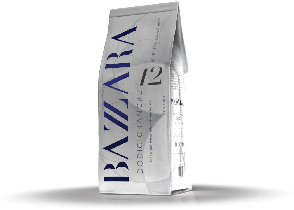 все цены на Bazzara Dodicigrancru кофе в зернах, 250 г