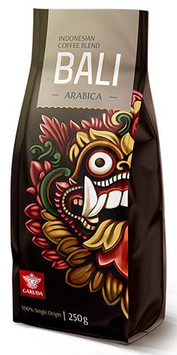 Фото Garuda Bali кофе в зернах, 250 г