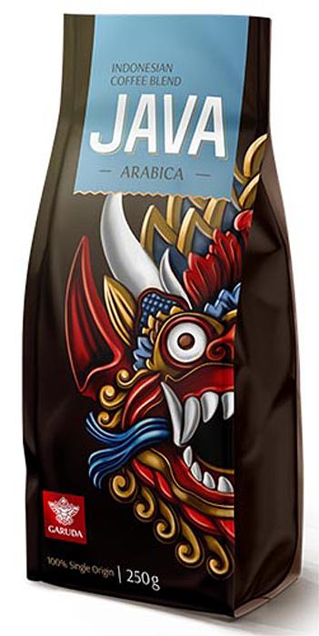 Garuda Yava кофе в зернах, 250 г