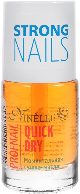 Ninelle Моментальная сушка-масло Quick Dry, 11 мл ninelle карандаш для губ ultimate 332