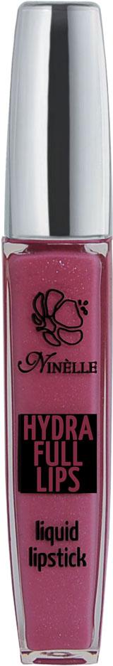 Ninelle Жидкая губная помада Hydrafull Lips, оттенок №154, 6 мл876N10585Насыщенный цвет с высокой кроющей способностью. Микрокристаллические блестки обеспечивают изысканный многогранный блеск, минеральные масла и витамин Е оказывают восстанавливающее действие, питая, увлажняя и выравнивая поверхность губ. Удобный плоский аппликатор в форме капельки для комфортного нанесения и профессионального результата!Товар сертифицирован.