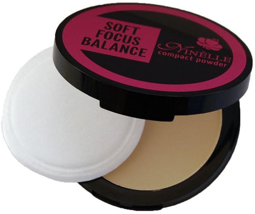 Ninelle Компактная пудра Soft Focus Balance, тон №15, 9 г855N10564Профессиональный эффект макияж без макияжа, растушевывает оптические неровности и недостатки кожи.Все оттенки пудры матовые. В комплекте зеркало и пуховка для нанесения. Товар сертифицирован.