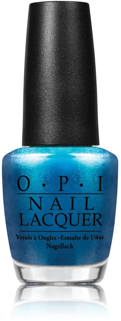 OPI Лак для ногтей I Sea You Wear OPI, 15 млNLA73Лак для ногтей из коллекции Brights OPI 2015. Мерцающий голубой металлик. Палитра лаков Brights OPI - это яркие лаки для ногтей, которые отлично смотрятся как на длинных, так и на коротких ногтях. Для более насыщенного маникюра наносите лаки Brights поверх базового покрытия белого цвета. Вся коллекция представлена также и в гель-лаке GelColor.Как ухаживать за ногтями: советы эксперта. Статья OZON Гид