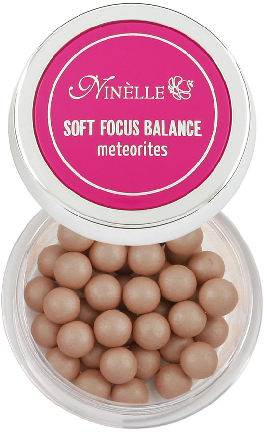 Ninelle Румяна в шариках Soft focus balance, тон №31, 25 г румяна ninelle soft focus balance meteorites 31