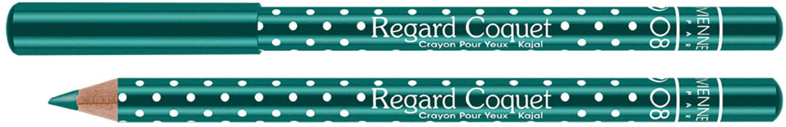 Vivienne Sabo Карандаш-каял для глаз Regard Сoquet, тон №08 (Зеленый), 0,78 гD215006608Уникальная формула на основе натуральных ухаживающих компонентов и нежная кремовая текстура, позволяют использовать карандаши для внутреннего века, создавая идеальную тонкую линию и придавая взгляду особую выразительность и Парижский шарм. Товар сертифицирован.