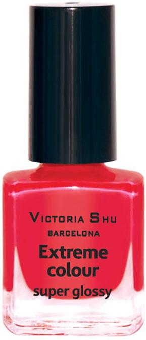 Victoria Shu Лак для ногтей Extreme Colour, тон № 225, 6 мл545V15124EXTREME COLOUR от VICTORIA SHU – это 35 ярких, смелых, соблазнительных оттенков. Модный тренд – матовая, насыщенная текстура. Любые цвета – на любой вкус, от нежных пастельных, интенсивных супермодных оранжевых, лиловых и оттенков фуксии до сенсационных красного и черного.