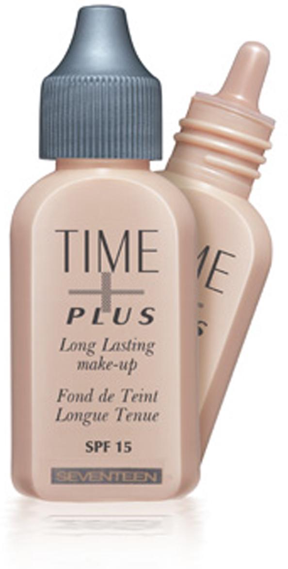 SEVENTEEN Тональный крем длительного действия т.2 TIME PLUS LONGLASTING MAKE UP Светло-бежевый, 35 мл1110502Маскирующий и одновременно легкий. Подходит для всех типов кожи и для любого возраста. В формулу крема включены специальные Микроспонжи, которые блокируют появление жирного блеска на коже и сохраняют естественную матовость. В формулу продукта включен также пчелиный воск, который отвечает за сохранение текстуры продукта. SPF 15 - защита от вредного действия ультрафиолетовых лучей- актуальна в любое время года.