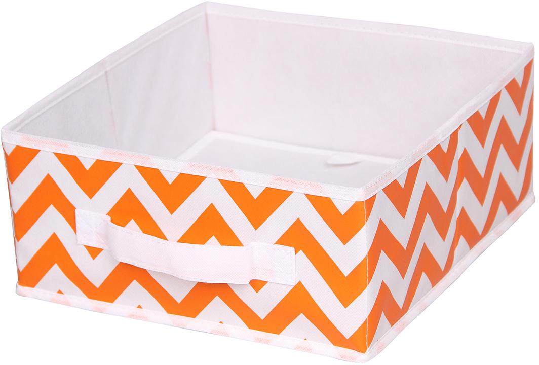 Короб открытый квадратный складной. Занимает минимум места в сложенном виде. Подходит для хранения одежды, обуви, мелких предметов, документов и многого другого.