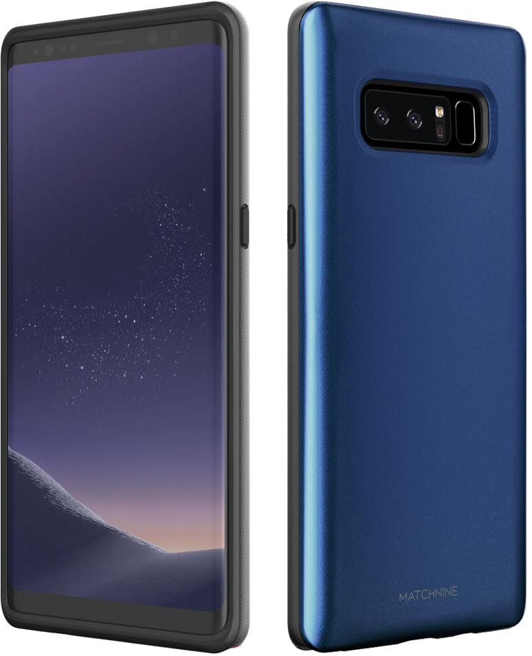 Matchnine Pinta чехол для Samsung Galaxy Note 8, Deep BlueENV008