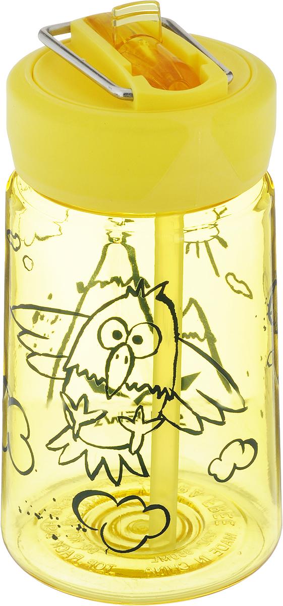 Фляга Salewa Runner Kids Bottle, цвет: желтый, 350 мл2321_2400Детская спортивная фляга Runner Kids - создана специально для подрастающего любителя активного образа жизниОсобенности данной модели: легкая, удобная крышка, широкое горлышко, яркая расцветка, стильный и современный дизайн, сохранение привлекательного внешнего вида даже после длительной эксплуатации. Объем: 350 мл