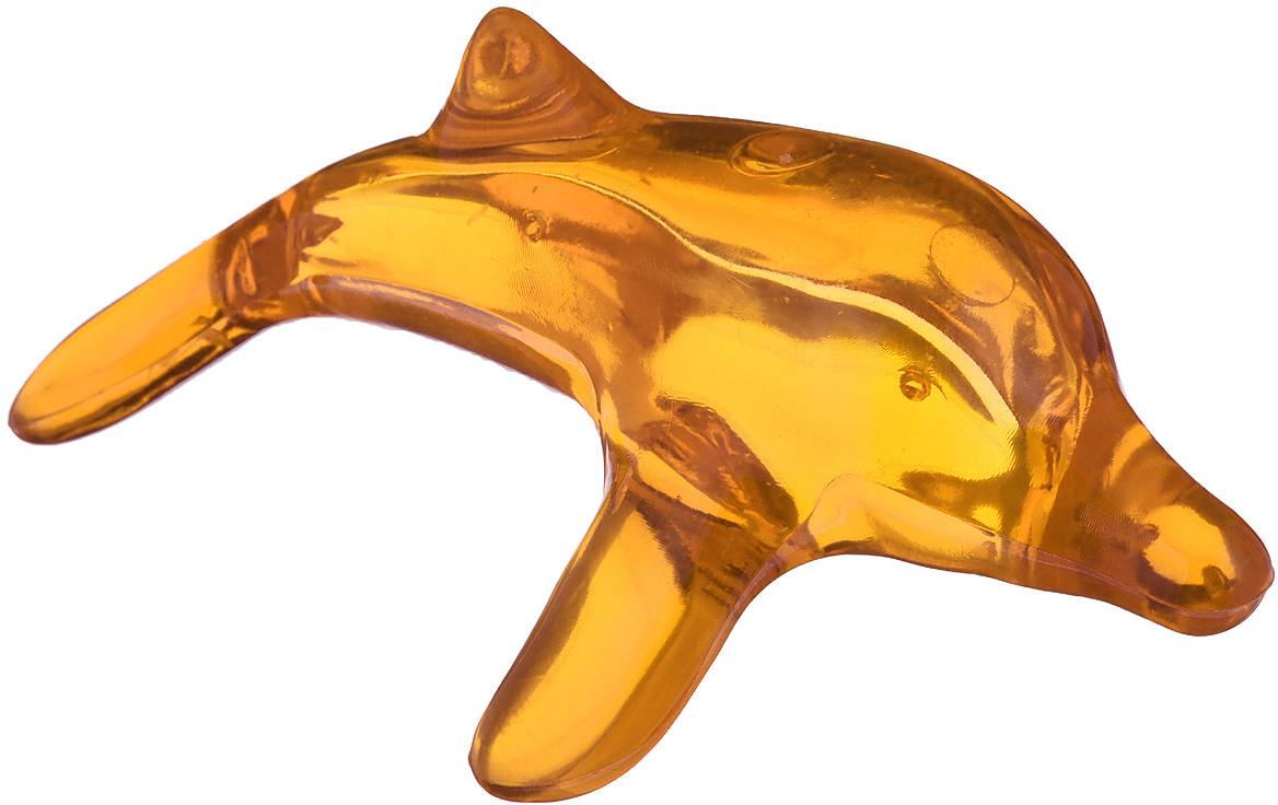 Массажер Дельтатерм Дельфин, цвет: оранжевый массажер дельтатерм дельфин цвет оранжевый
