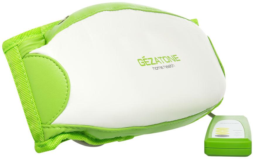 Gezatone Многофункциональный массажер для тела Home Health m1411301166Многофункциональный массажный поясHome Health m141 совмещает приятное с полезным! Интенсивный вибромассаж признан одним из лучших средств для восстановления состояния мышц и уменьшения объемов тела. Он заметно стимулирует кровообращение и лимфоток, улучшает расщепление жировых отложений. Портативный корпус вмещает мощный вибромотор, который интенсивно воздействует на волокна мышечной ткани и подкожно-жировую клетчатку, стимулируя обменные процессы. Пояс не занимает много места, он пригодится в путешествии или в командировке, а массаж с ним не только полезен, но и очень приятен! Прибор имеет 5 программ профессионального массажа, работает от сети 220В через адаптер.