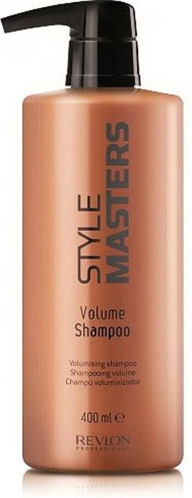 Revlon Professional Style Шампунь для объёма волос Masters Volume Shampoo 400 мл revlon professional revlon professional мусс для придания объема style masters volume amplifier mousse 7207049000 300 мл