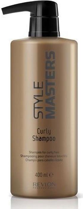 Revlon Professional Style Шампунь для вьющихся волос Masters Curly Shampoo 400 млAUS-81520800Revlon Professional Style Masters Curly Shampoo Шампунь для вьющихся волос создан специально для тщательного и активного ухода за вьющимися волосами. Этот продукт от компании Revlon Профессионал обеспечивает глубокое питание и увлажнение волос до самых кончиков, воздействует на волосяной стержень, смягчая волосы и устраняя такую неприятную проблему, как спутывание волос, а вместе с этим облегчая процедуры ежедневного расчёсывания. Шампунь Ревлон Professional эффективно и бережно очищает не только волосы, но и кожу головы. Шампунь для вьющихся волос Ревлон Профессионал Style Masters Curly с лёгкостью справится с самыми непослушными и проблемными волосами. Для получения наиболее эффективного результата данный продукт рекомендуется применять вместе с другими средствами, которые особенно хорошо подходят для кожи вашей головы.