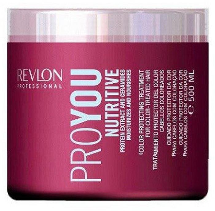 Revlon Professional Pro You Маска увлажняющая и питательная Nutritive Mask 500 мл revlon professional pro you repair mask маска восстанавливающая 500 мл