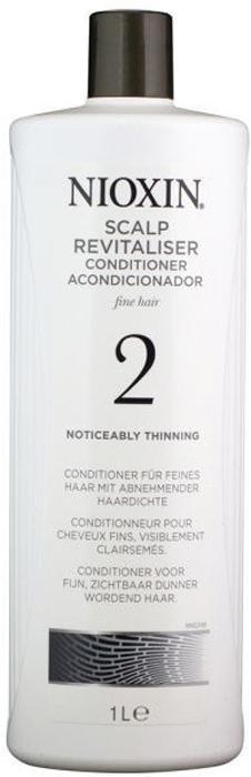 Nioxin Scalp Увлажняющий кондиционер (Система 2) Revitaliser System 2, 300 мл81274141Увлажняющий кондиционер Nioxin Система 2для тонких натуральных, от истонченных до редеющих волос. Подходит для ежедневного применения. Восстанавливает, увлажняет и придает упругость коже головы и волосам. Содержит успокаивающие, ухаживающие масла и энзимные комплексы, которые поддерживают оптимальную среду на коже головы.