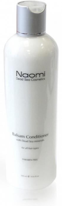 Naomi Бальзам-кондиционер для всех типов волос Naomi, 300 млKM 0040Бальзам-кондиционерNaomi содержит смесь минералов Мертвого моря и растительных экстрактов, которые поддерживают здоровье кожи головы, а также обеспечивают сияние волос, придают им тонкий приятный аромат и облегчают укладывание.Уважаемые клиенты! Обращаем ваше внимание на то, что упаковка может иметь несколько видов дизайна. Поставка осуществляется в зависимости от наличия на складе.