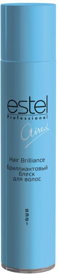 Estel Airex Бриллиантовый блеск для волос 300 млABR300Estel Airex Бриллиантовый блеск для волос придает ослепительный блеск волосам, роскошный ухоженный вид прическе. Не утяжеляет и не склеивает волосы, предотвращает их спутывание. Содержит UV - фильтр, защищает от неблагоприятных внешних воздействий.УВАЖАЕМЫЕ КЛИЕНТЫ!Обращаем ваше внимание на возможные изменения в дизайне упаковки. Качественные характеристики товара и его размеры остаются неизменными. Поставка осуществляется в зависимости от наличия на складе.