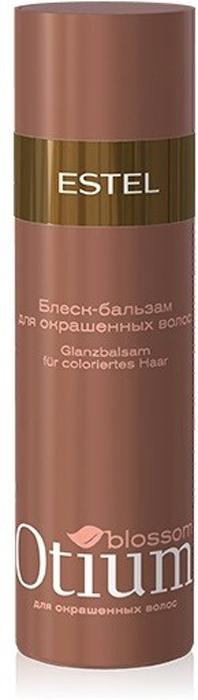 Estel Otium Blossom Блеск-бальзам для окрашенных волос 200 млOTM.7Estel Otium Blossom Блеск - бальзам для окрашенных волос. Нежная эмульсия с маслом какао и комплексом Blossom Cаre & Color бережно ухаживает за окрашенными волосами, предотвращает преждевременное вымывание цвета. Интенсивно кондиционирует, придаёт сияющий глянцевый блеск и шелковистость. Идеален в сочетании с Крем - шампунем Otium Blossom для окрашенных волос. Для ежедневного применения.