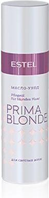 Estel Prima Blonde - Масло-уход для светлых волос 100 млPB.8Ценные масла инка-инчи и витамин Е, гармонично соединенные в составе продукта, непревзойденно восстанавливают волосы. Полезные природные ингредиенты максимально питают и увлажняют, придают гладкость, шелковистость и обворожительный блеск. Масло-уход не перегружает волосы, обеспечивает термозащиту при укладке и на протяжении долгого времени заботится о здоровье Ваших волос. Результат: Масла инка-инчи и камелии – восстанавливает и увлажняет волосы Витамин Е – защищает и укрепляет волосы.