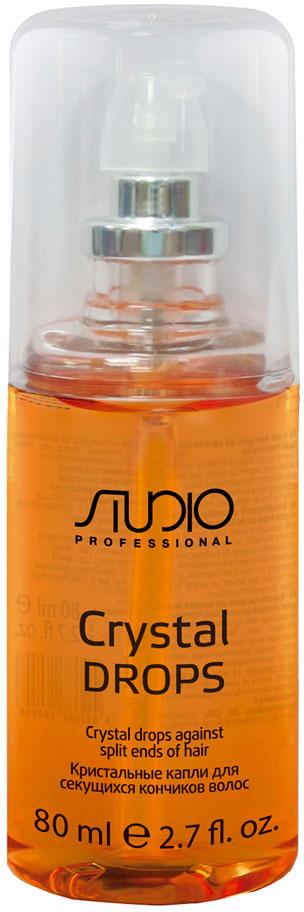 Kapous Professional Кристальные капли для секущихся кончиков волос Crystal Drops80 мл kapous масло для волос