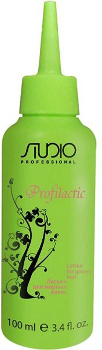 Kapous Profilactic Лосьон для жирных волос 100 млKap844Лосьон для жирных волос нормализует работу сальных желез, восстанавливает естественный баланс кожи головы, устраняет жирный блеск на волосах. Пантенол ухаживает за кожей головы, Экстракт апельсина и витамины групп А, В, С оказывают противовоспалительное действие и необходимы для нормальной работы сальных желез.