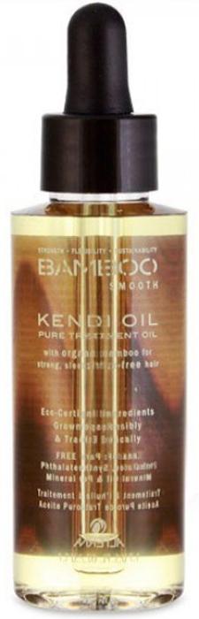 Alterna Натуральное масло для интенсивного ухода за волосами Bamboo Smooth Pure Kendi Treatment Oil - 50 мл44210Органическое восстанавливающее поврежденные и сеченые волосы масло Alterna Bamboo Smooth Kendi Pure Treatment Oil с экстрактом бамбука. Мгновенно впитывается, разглаживая и восстанавливая волосы не оставляя жирного блеска. Обладает термозащитой, так же используется для продления срока действия процедуры выпрямления волос.Результат: Глубоко питает и восстанавливает волосы, делая их здоровыми и придавая им интенсивный блеск, запечатывает секущиеся концы волос и предотвращает процесс сечения волос, вызванный негативным влиянием окружающей среды и химической обработки.