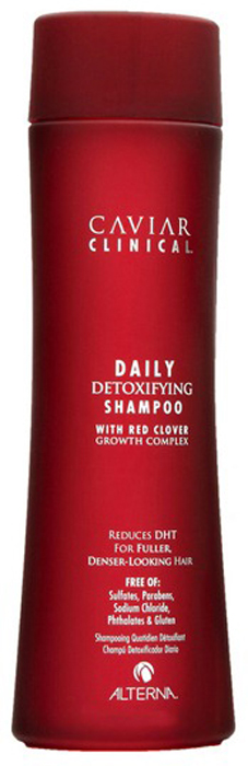Alterna Шампунь-детокс Caviar Clinical Daily Detoxifying Shampoo — 250 мл шампунь элюсьон во фрязино