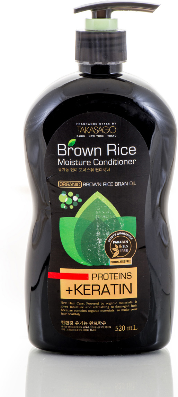 Brown Rice Кондиционер увляжняющий Organic Bran Oil Moisture, 520 млOTM.39Кондиционер разработан для ополаскивания и питания волос любого типа после мытья шампунем. Органическое масло отрубей дикого риса делает волося мягкими и сияющими, защищает от вредного воздействия окружающей среды, обезвоживания и сухости. Протеины шелка содержат пептиды и незаменимые аминокислоты, которые питают кожу головы, укрепляют волосяные луковицы, обеспечивают профилактику от выпадения волос и сухость. Совместно с креатином, они ухаживают за волосяным стержнем по всей длинне, придают волосам длительный объем, эластичность и прочность. На основе органического масла отрубей коричневого риса и масла лемонграсса. БЕЗ ПАРАБЕНОВ И SLS. Облегчает расчесывание и укладку, увлажняет, питает и защищает волосы от пересыхания и ежедневных стрессов.