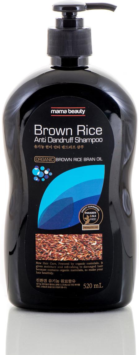 Brown Rice Шампунь от перхоти Organic Bran Oil Anti-dandruff, 520 мл8809193040006Шампунь разработан для деликатного очищения и лечения перхоти. Активный компонент Климбазол устраняет перхоть и предотвращает ее повторное появление. Органическое масло отрубей дикого риса и эфирное масло лемонграсса делает волосы мягкими и сияющими, защищают от вредного воздействия окружающей среды. Протеины ржи, овса, пшеницы содержат пептиды и незаменимые аминокислоты, которые питают кожу головы, укрепляют волосяные луковицы. Совместно с креатином, они ухаживают за волосяным стержнем по всей длине, придают волосам дополнительный объем, эластичность и прочность. На основе органического масла отрубейкоричневого рисаи маслалемонграсса.БЕЗ ПАРАБЕНОВ И SLS. Усиливает кровообращение, устраняет перхоть, зуд кожи головы, увлажняет, питает и защищает волосы от ежедневных стрессов.