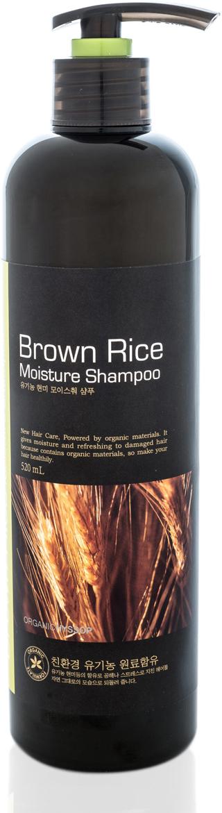 Brown Rice Шампунь увлажняющий Hyssop Moisture, 520 мл8809038599874Экстракты натурального шелка и органические ингредиенты защищают волосы от вредного воздействия окружающей среды , делая их мягкими и сияющими. Насыщенная формула и консистенция шампуня позволяет получить дополнительный эффект при обычном его использовании. Предохраняет от появления перхоти, обладает антивоспалительным и антибактериальным эффектом. Экстракт темного риса омолаживает волосы, улучшает метаболизм и циркуляцию крови. Предотвращает выпадение волос благодаря эффекту улучшения циркуляции крови. Увеличивает рост волос, обладает увлажняющим эффектом. На основе органического масла отрубейкоричневого рисаи маслалемонграса.БЕЗ ПАРАБЕНОВ И SLS. Усиливает кровообращение, устраняет перхоть, зуд кожи головы, увлажняет, питает и защищает волосы от ежедневных стрессов.