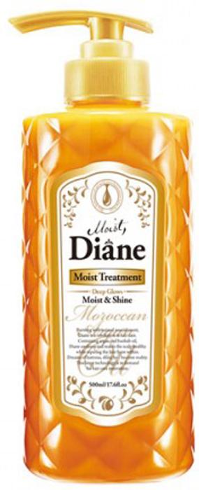 Бальзам Diane Moist & Shine Глубокое увлажнение сухих волос, 500 мл
