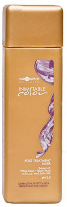 Hair Company Маска стабилизирующая Professional Inimitable Color Post Treatment Mask 250 мл