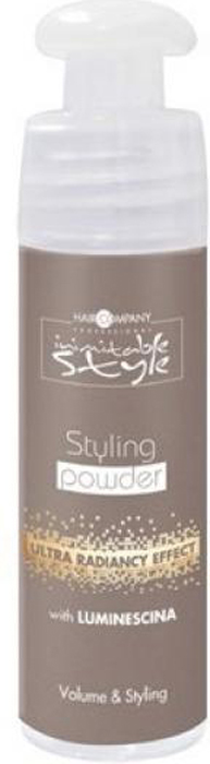 Hair Company Моделирующая пудра 5 гр Professional Inimitable Style Styling Powder 5 мл hair company inimitable style