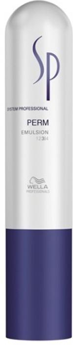 Wella SP Эмульсия-стабилизатор завивки волос Expert Kit Perm Emulsion, 50 мл средства для завивки и окраски волос wella
