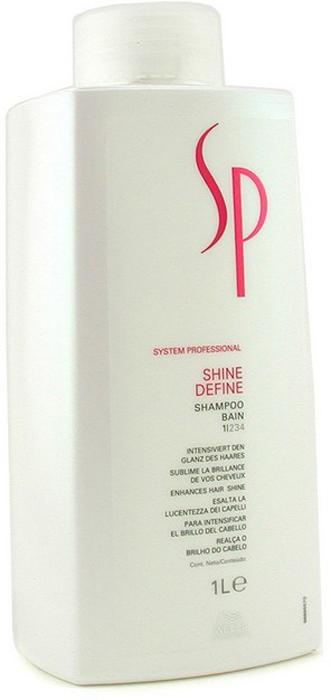 Wella SP Шампунь для блеска волос Shine Shampoo, 1000 мл81223295Шампунь для придания блеска волосам Wella SP Shine Shampoo мягко и эффективно очищает кожу головы. Также средство ухаживает за волосами, снабжая их полезными веществами. Главной изюминкой шампуня от Велла является TRI-комплекс, который входит в состав средства и позволяет придавать волосам особое естественное сияние.