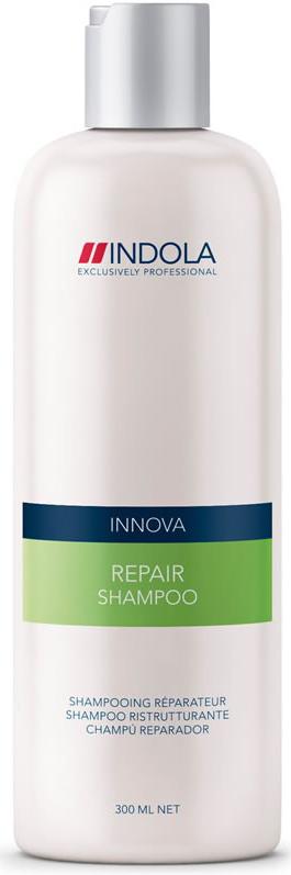 Indola Восстанавливающий шампунь Repair Shampoo 300 мл oribe восстанавливающий шампунь gold lust repair
