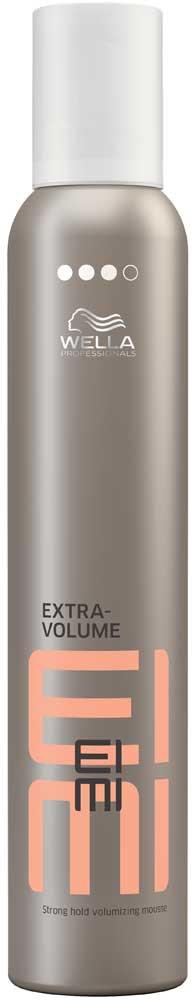 Wella EIMI Extra Volume - Пена для укладки сильной фиксации 300 мл wella eimi perfect setting лосьон для укладки 150 мл