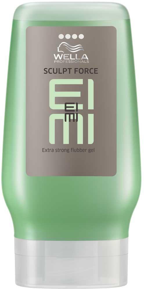 Wella EIMI Sculpt Force - Гель-флаббер экстрасильной фиксации 125 мл wella eimi super set – лак для волос экстрасильной фиксации 500 мл