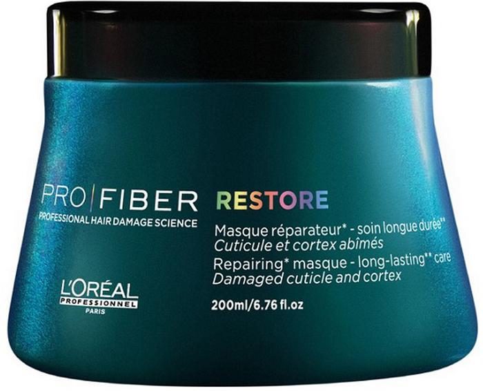 LOreal Professionnel Маска для восстановления волос Pro Fiber Restore Mask, 200 мл