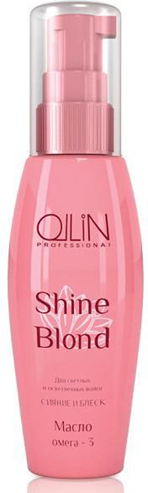 Ollin Масло Омега Shine Blond Omega 3 Oil 50 мл