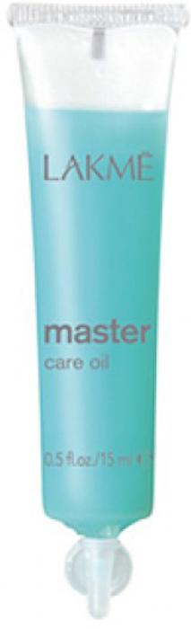 Lakme Масло для ухода за волосами Care Oil, 24х15 мл lakme кондиционер для экспресс ухода за волосами master lak 2 instant hair conditioner 100 мл