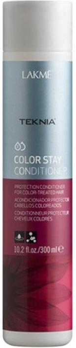 Lakme Кондиционер для защиты цвета окрашенных волос Conditioner, 300 мл lakme кондиционер для экспресс ухода за волосами master lak 2 instant hair conditioner 100 мл