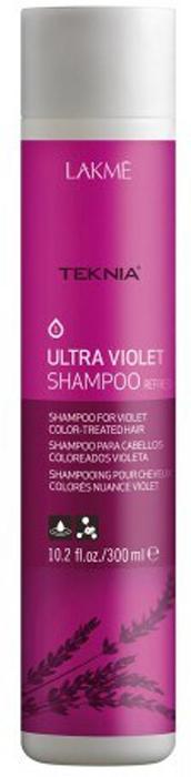 Lakme Шампунь для поддержания оттенка окрашенных волос Фиолетовый Shampoo, 300 мл47222Компенсирует потерю красителей. Цвет вновь обретает блеск и богатство оттенков. Волосы вновь становятся мягкими. Активные вещества: - Цветы лаванды. Оказывает антиоксидантное действие, защищает от стресса, вызванного воздействием окружающей среды, и свободных радикалов. Результат: мягкие, легко укладывающиеся волосы с насыщенным цветом. - Катионный полимер растительного происхождения (семена гуара из Индии). Оказывает Кондиционирующие и защитное воздействие. результат: очень мягкие и легко укладывающиеся волосы. Защищает кожу волосистой части головы. - Катионные красители придают цвет. Результат: волосы вновь обретают яркий цвет и богатство оттенков. Содержит WAA™: Натуральные аминокислоты пшеницы, ухаживающие за волосами изнутри. Комплекс с высокой увлажняющей способностью. Аминокислоты глубоко проникают в волокна волос и увлажняют их, восстанавливая оптимальный уровень увлажнения. Волосы вновь обретают равновесие, а также блеск, мягкость и гибкость, присущие здоровым волосам. Без парабенов • Без ПЭГ • Без минеральных масел.