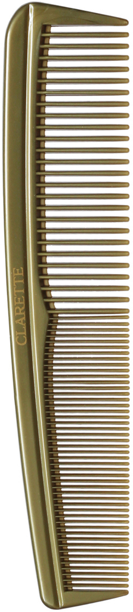 Clarette Расческа для волос универсальнаяя, цвет: оливковыйCPB 516Коллекция Clarette Перламутр- это расчески, щетки и термо-брашинги для ухода за волосами. Коллекция изготовлена из перламутрового пластика в яркой цветовой гамме. Форма расчески позволяет легко и удобно расчесывает даже густы волосы. Подходит для ежедневного применения.
