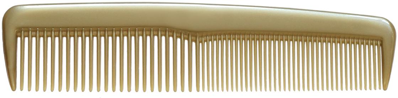 ClaretteРасческа для волос карманная, цвет:  оливковый Clarette