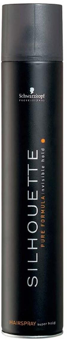 Silhouette Безупречный лак ультрасильной фиксации , 500 мл099-6-1581304Для создания укладки, которая способна противостоять воздействию любых погодных условий, лаборатория известной немецкой косметической компании Schwarzkopf разработала специальный лак для волос ультрасильной фиксации Silhouette Pure Hairspray Super Hold. Этот профессиональный продукт содержит очень мелкие частицы, названные FlexNet, способные обеспечить максимально надежное закрепление уложенных в прическу волос, которые при этом не теряют своей естественности и подвижности. Во время использования лака он равномерно ложится на поверхность волос, не склеивая и не утяжеляя их. За счет специально разработанной уникальной формулы средство обладает способностью продолжительное время удерживать требуемую форму укладки, на что никак не могут повлиять неблагоприятные погодные условия. Также волосы не утрачивают естественной подвижности и сохраняют свой натуральный блеск.Лак для волос ультрасильной фиксации Silhouette в своем составе содержит комплекс питательных веществ, включающий витамины В3 и Е, который обеспечивает пряди необходимыми для их здорового состояния компонентами, тем самым предупреждая возникновения таких неприятных явлений, как сухость и ломкость. Присутствие УФ-фильтров позволяет надежно защищать волосы от пагубного влияния солнечных лучей.Всякий раз в результате использования лака удается максимально надежно закрепить созданную укладку, при этом волосы продолжают оставаться и выглядеть естественными и подвижными.