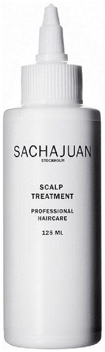 Sachajuan Эмульсия для кожи головы 125 млSCHJ218Средство Sachajuan Scalp Treatment предотвращает появление перхоти, а также увлажняет кожу головы и имеет охлаждающий и успокаивающий эффект. Формула состоит из доказавших свою эффективность ингредиентов, также входящих в состав Scalp Shampoo: пироктон оламина, климбазола, масла розмарина, ментоа, салициловой кислоты, а также экстракта имбиря, успокаивающего раздражение и уменьшающего покраснение кожи. Биосахариды, полученные из фруктовых кислот, усиливают успокаивающее действие. Средство можно использовать совместно со всеми шампунями и кондиционерами марки.